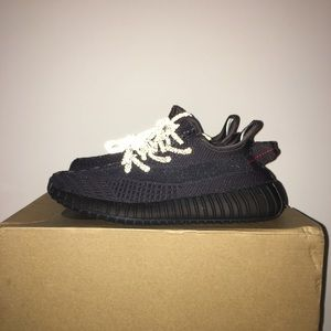 yeezy boost 350 black static size 7